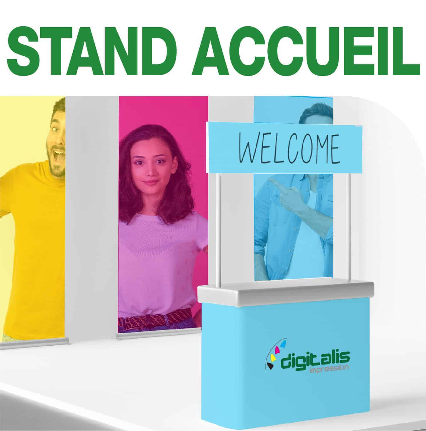 STAND ACCUEIL