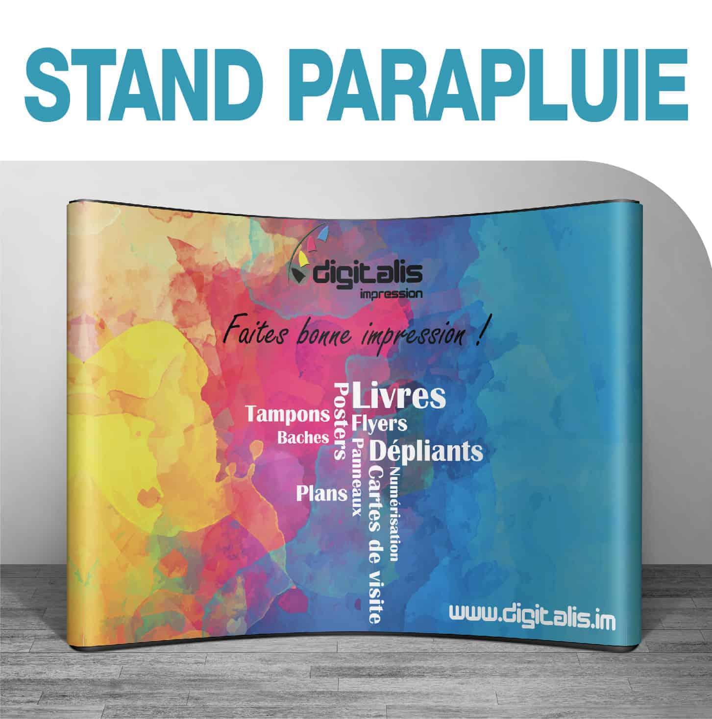 STAND PARAPLUIE